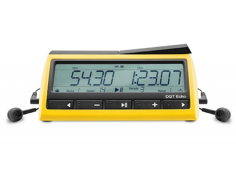 DGT echo (χρονόμετρο για ανθρώπους με προβλήματα όρασης)
