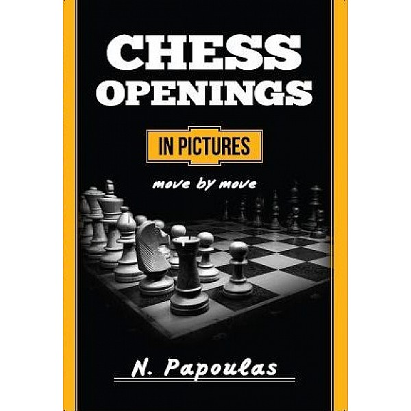 Chess openings in pictures move by move