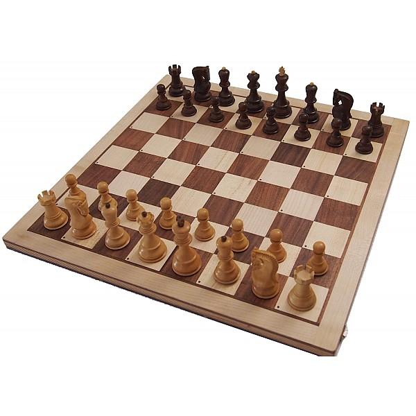 Ηλεκτρονική σκακιέρα Certabo Fazio White 50 X 50 διάσταση καρέ 5.5 εκ.