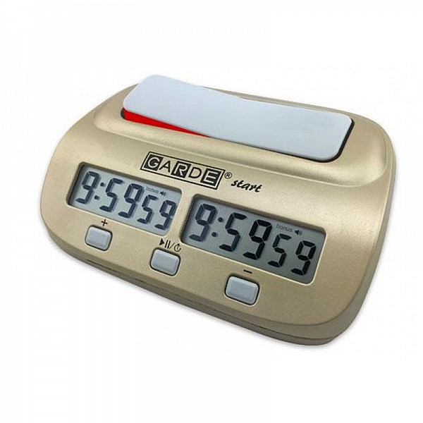Garde Start  ψηφιακό σκακιστικό χρονόμετρο / ρολόι