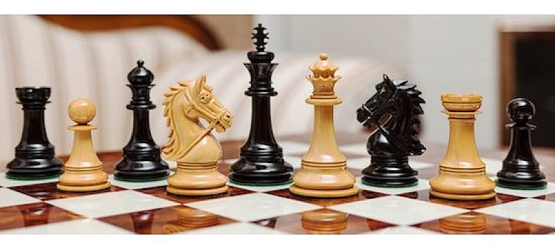 Ξύλινες  (γυαλιστερές) σκακιέρες