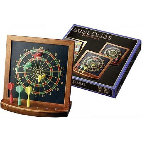 Παιχνίδι mini dart ξύλινο