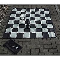 Σκάκι κήπου - Μαλακό ανοιγόμενο δάπεδο για το σετ των 60 εκ.