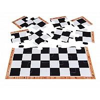 Σκακιέρα πάζλ διάστασης 50 Χ50 εκ. σε 4 Χ 4  = 16 κομμάτια