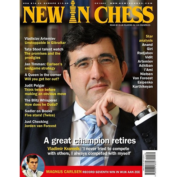 New In Chess 2019/2: The Club Player's Magazine