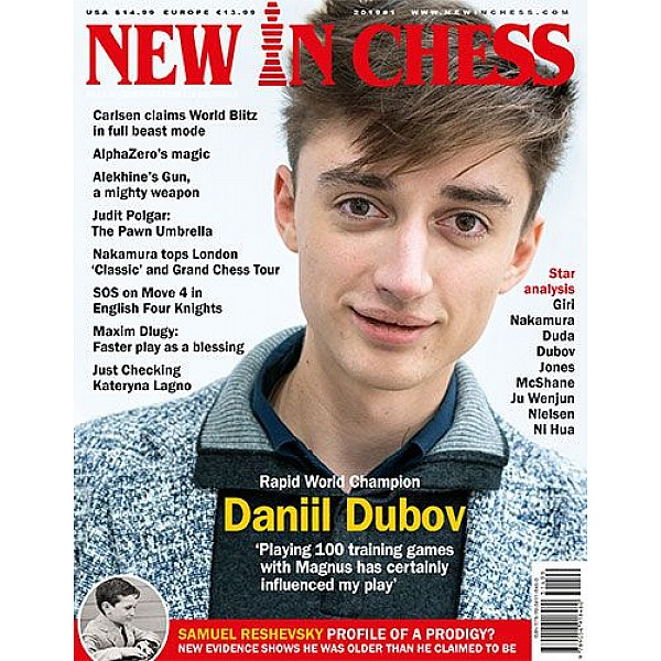 New In Chess 2019/1: The Club Player's Magazine