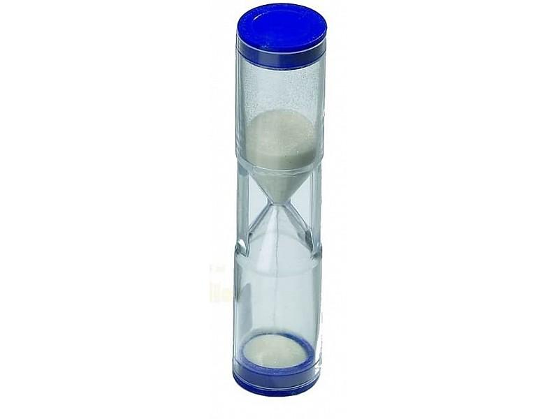 Κλεψύδρα χρόνου διάρκειας ενός λεπτού