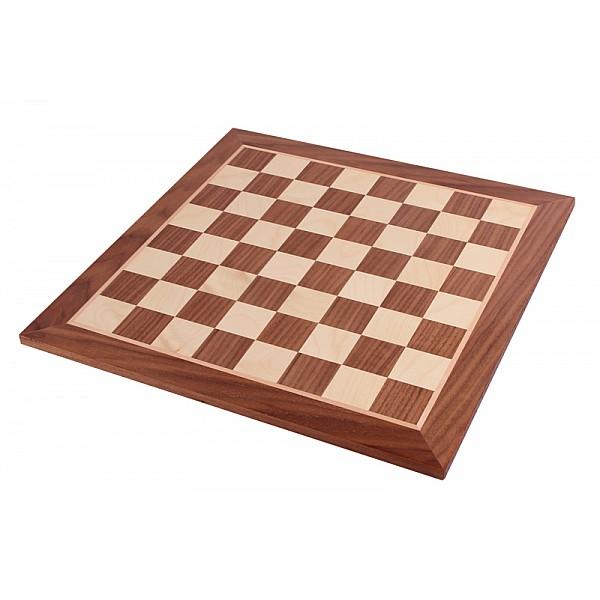 Σκακιέρα καρυδιά  σε πλακέτα  Ch52 (χωρίς συντεταγμένες)