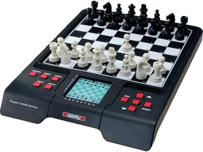 Ηλεκτρονική  σκακιέρα The Millennium Karpov Chess School