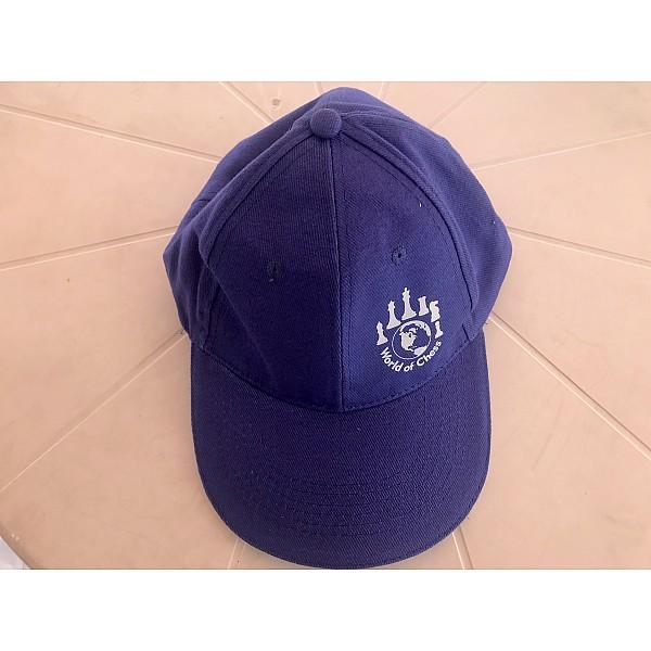"""Καπέλο με θέμα """"σκάκι"""""""