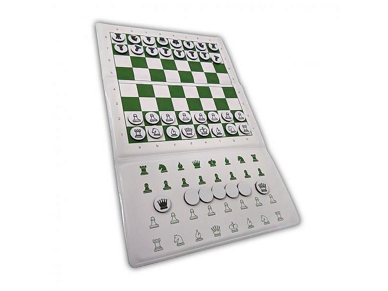 Σκακιέρα προπόνησης Rassmon με τριπλή επιφάνεια