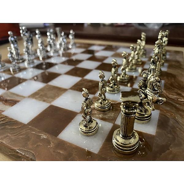 Σκακιστικό σέτ από όνυχα
