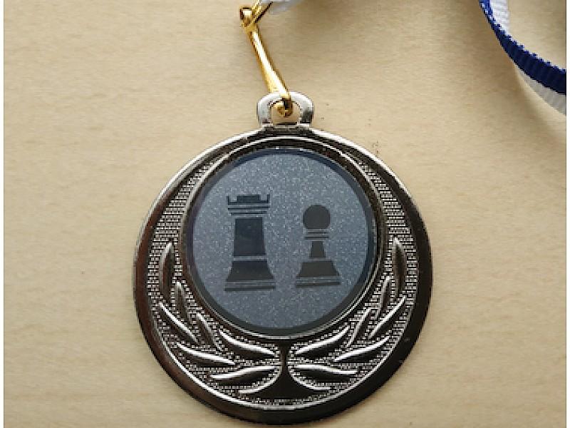 Μετάλλιο βράβευσης (Ασημένιο)