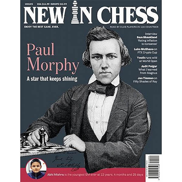 New In Chess 2021/5: The Club Player's Magazine