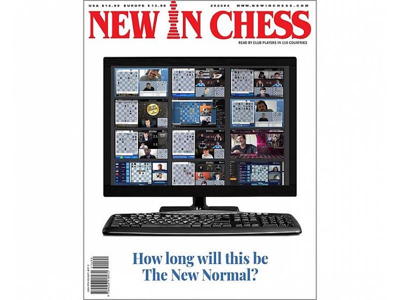 Περιοδικό New In Chess 2020/4: The Club Player's Magazine