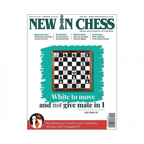 Περιοδικό New In Chess 2020/5: The Club Player's Magazine