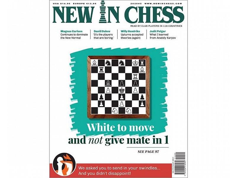 Περιοδικό New In Chess 2020/5: The Club Player's Magazine