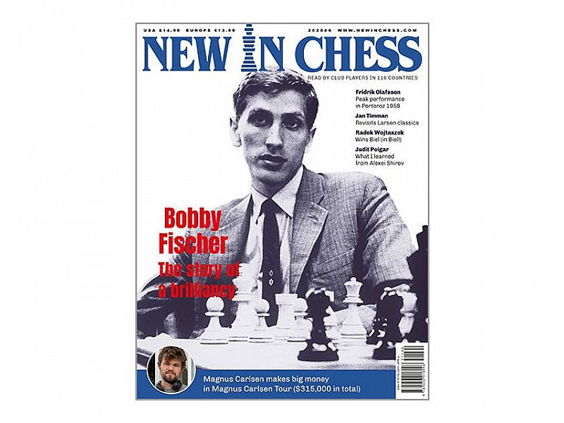 Περιοδικό New In Chess 2020/6: The Club Player's Magazine