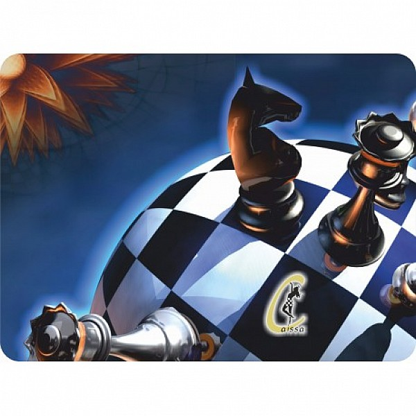 "Mouse pad με θέμα ""chess world"""