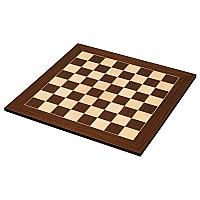 Σκακιέρα ξύλινη σε πλακέτα Βέγγε 50 Χ 50 εκ.