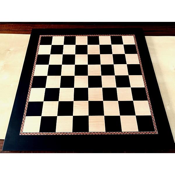 Σκακιέρα ξύλινα σε πλακέτα 50 Χ 50 εκ - Νο 2331
