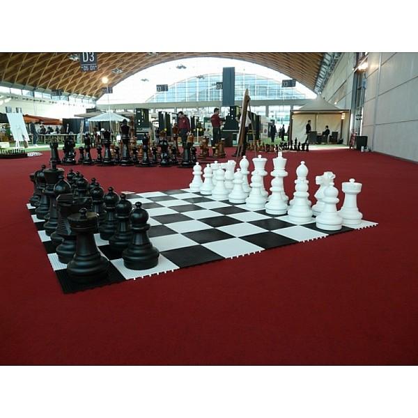 Σκάκι κήπου - πιόνια γίγας