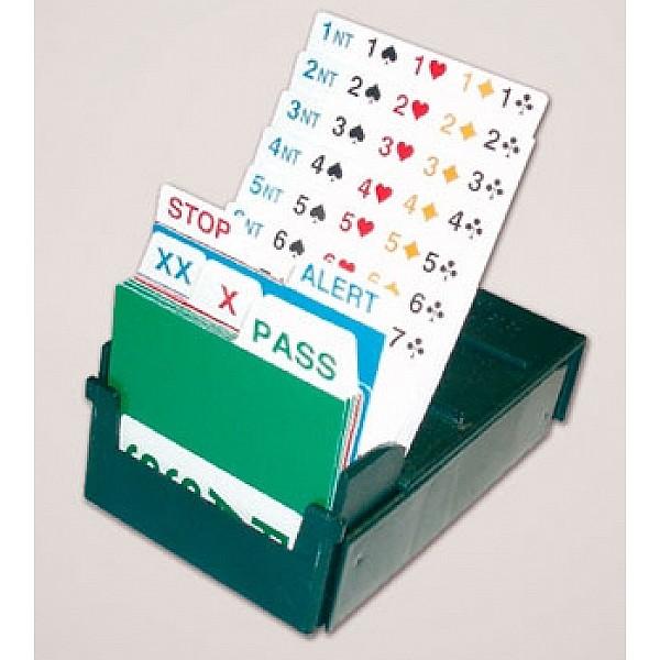 Κουτιά αγορών  -Bidding boxes ΙΙ - (4 τεμάχια)