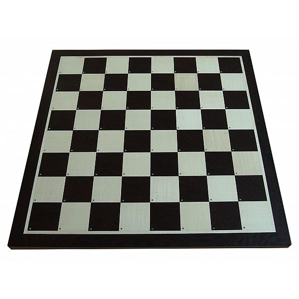 Ηλεκτρονική σκακιέρα Certabo Curzio – titanium screws  50 X 50 διάσταση καρέ 5.5 εκ.