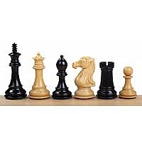 Σέτ πιόνια για σκάκι με βάρος Royal knight (ύψος βασιλιά 10.11 εκ.)