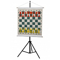 Τρίποδο στήριξης για εκπαιδευτική σκακιέρα