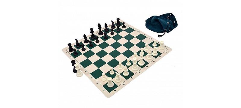 Σκακιέρες και πιόνια σιλικόνης