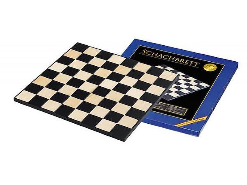 Σκακιέρα σε πλακέτα 45X45 χωρίς περιθώρια με διάσταση καρέ 5.5 εκ.