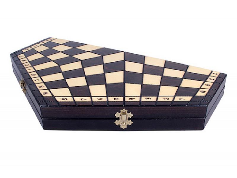Σκάκι για τρείς παίκτες (μεγάλο)
