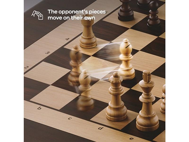 Ηλεκτρονική σκακιέρα SquareOff kingdom