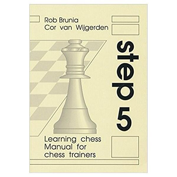 Μαθαίνοντας σκάκι - Εγχειρίδιο προπονητών Bήμα 5 (Αγγλικά)