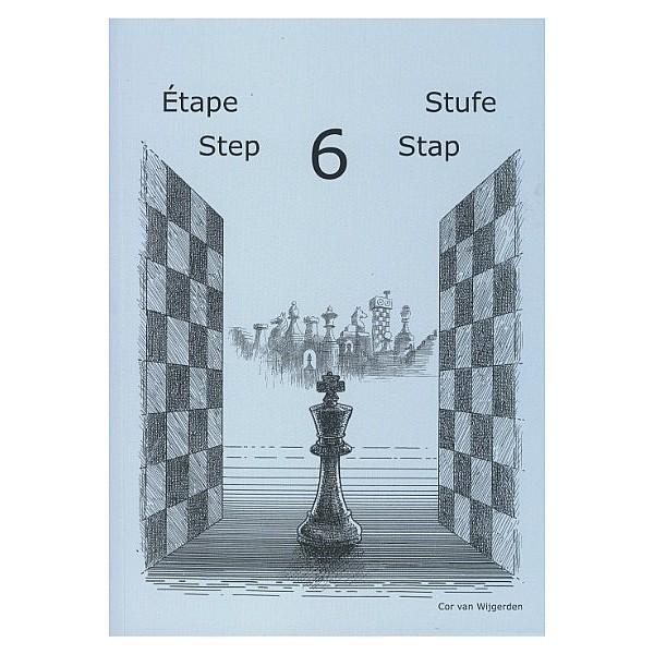 Μαθαίνοντας σκάκι - Bήμα 6 (Αγγλικά)
