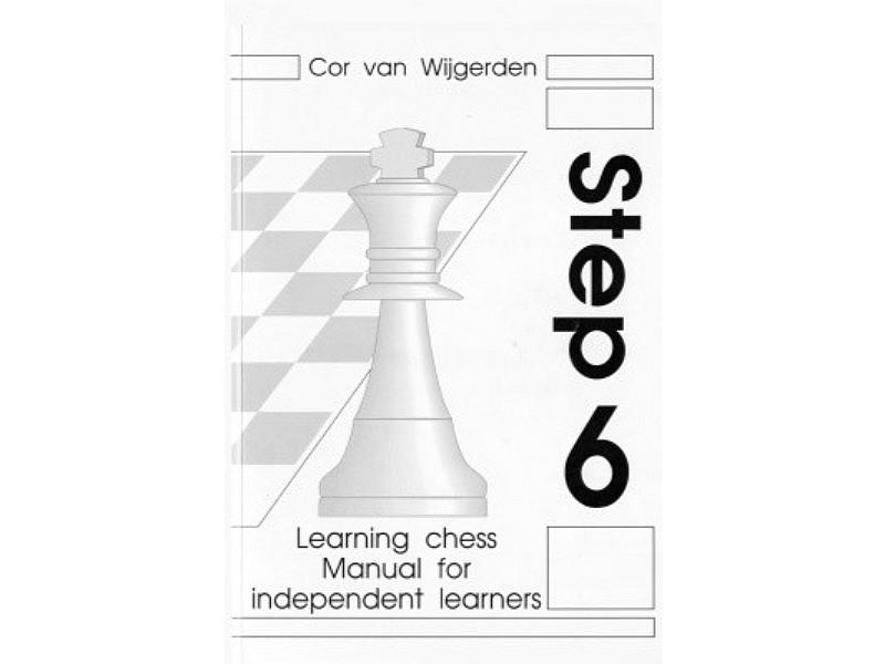 Μαθαίνοντας σκάκι - Εγχειρίδιο προπονητών Bήμα 6 (Αγγλικά)