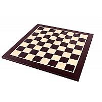 Σκακιέρα ξύλινη σε πλακέτα Βέγγε Giant deluxe  (59 X 59 εκ. - 6.4 εκ. καρέ)