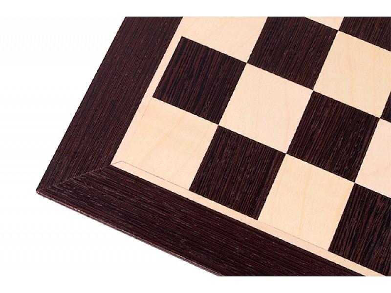 Σκακιέρα σε πλακέτα Βέγγε Giant deluxe  (59 X 59 εκ. - 6.4 εκ. καρέ)