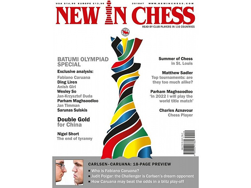 New In Chess 2018/7: The Club Player's Magazine