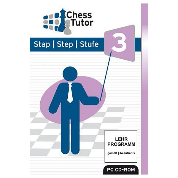 Chess Tutor CD Βήμα 3