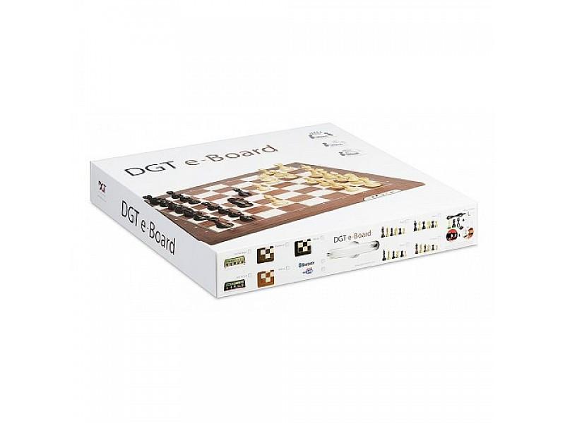DGT τριανταφυλλιά bluetooth  e-board + ξύλινα πιόνια timeless