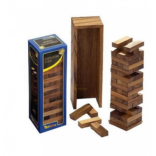 Τζένκα επιτραπέζιο ξύλινο παιχνίδι