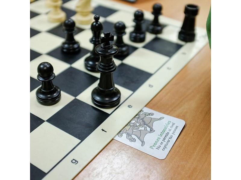 Σκακιστικές κάρτες για παιδιά (Στα αγγλικά)