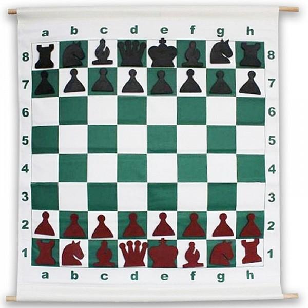 Εκπαιδευτικές σκακιέρες τοίχου